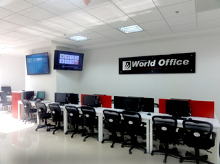 Instalaciones World Office Training
